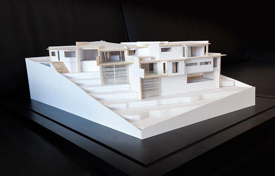 Design Services: 3D Render Walkthrough, Model Constructions