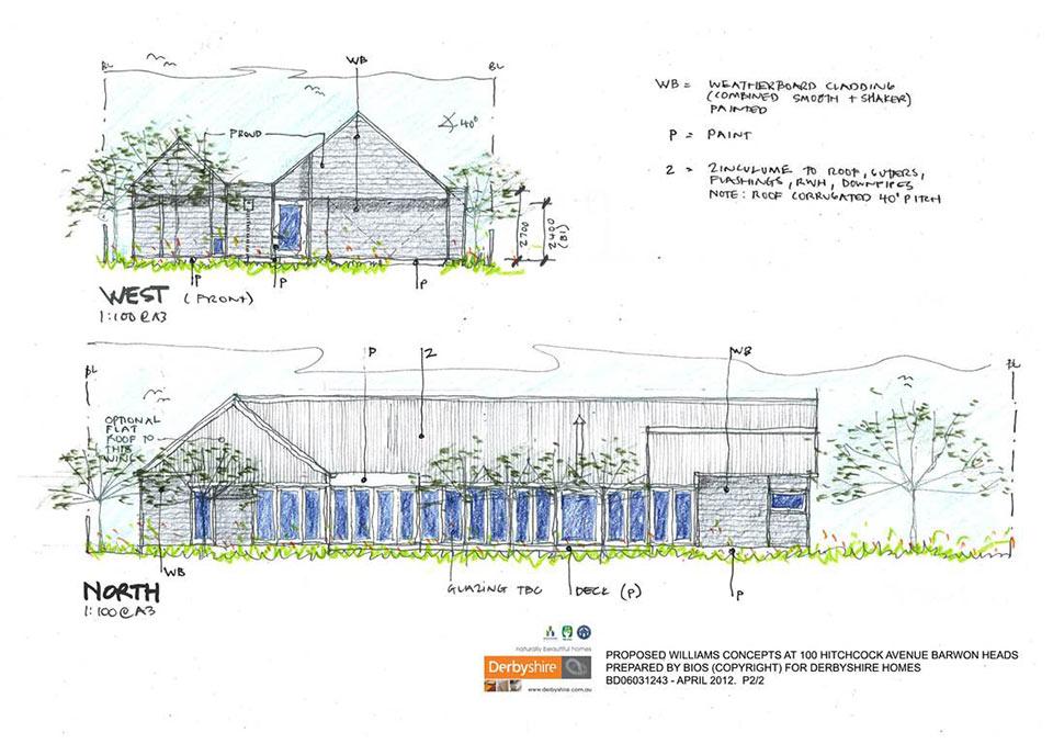 Hitchcock-House-Elevation-Sketch-Step-2