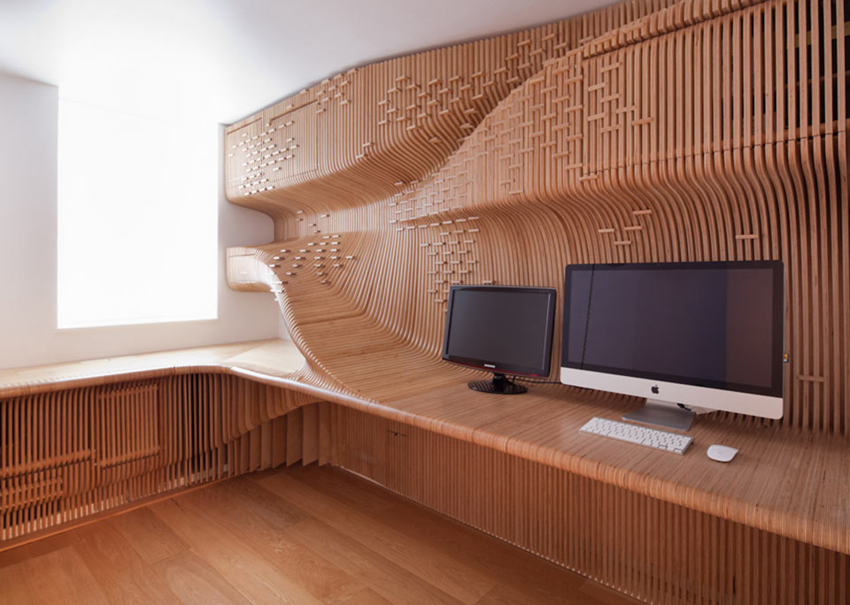 Workplace-hardwood-plywood